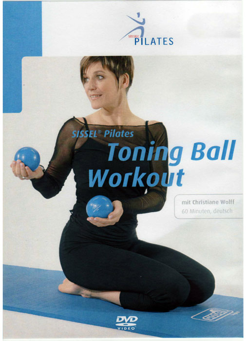 Pilates And Video And Ball 90