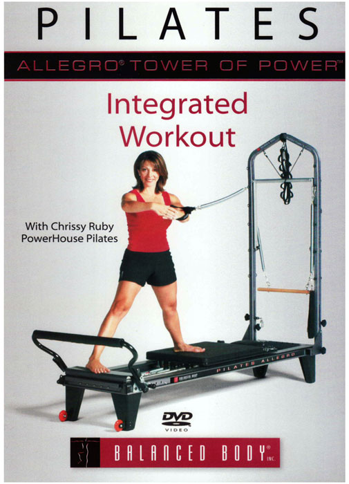 DVD Allegro Tower: Integrated Workout