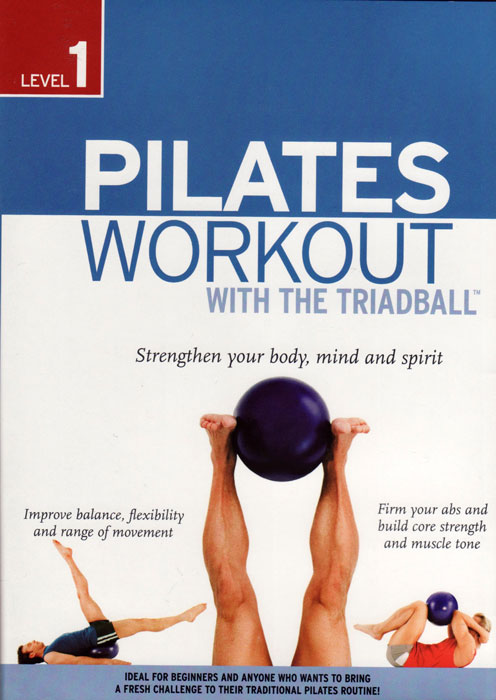 DVD Pilates Workout with the TriadBall