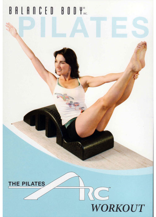 DVD The Pilates Arc Workout