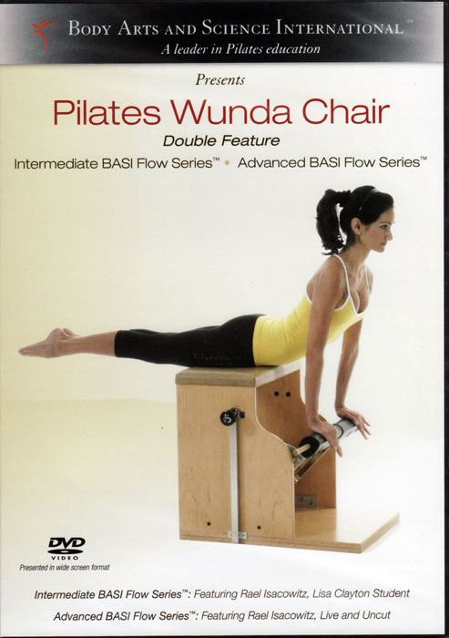 DVD Pilates Wunda Chair