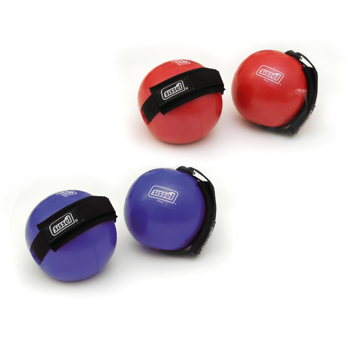 Le palle con robuste cinghie Fitness Toning Ball SISSEL