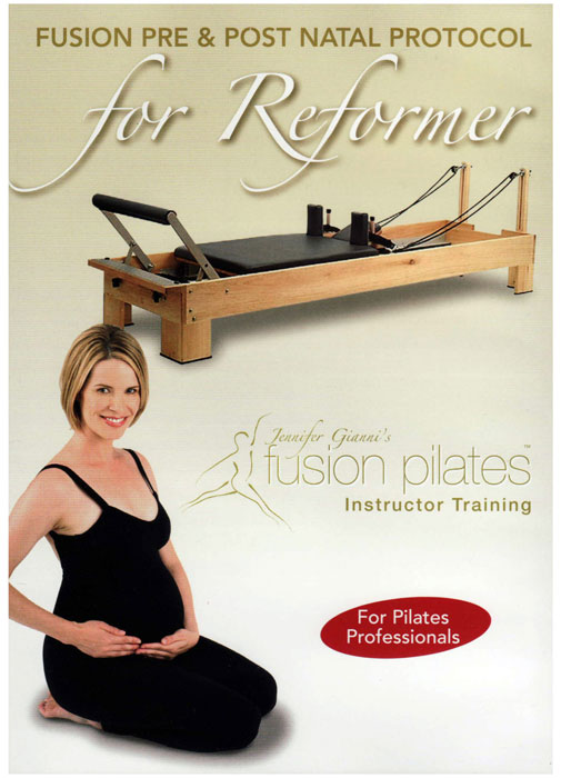 DVD Fusion Pre & Post Natal Protocol for Apparatus