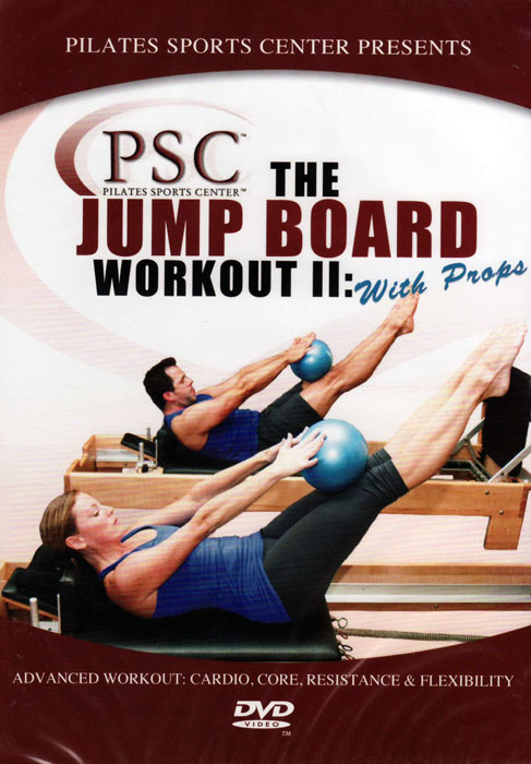 DVD The Jump Board Workout II