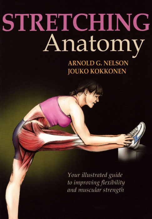 Libro  Stretching Anatomy