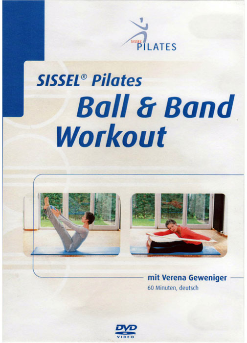 DVD SISSEL® Pilates Ball & Band Workout