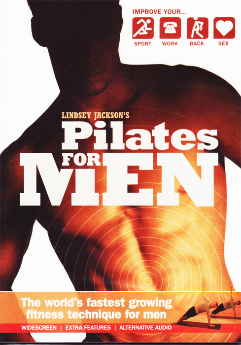 DVD Pilates for Men
