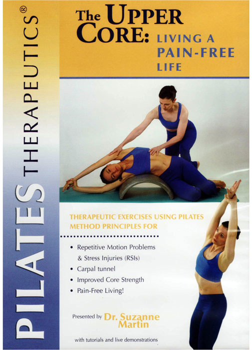 DVD The Upper Core: Living a Pain-Free Life