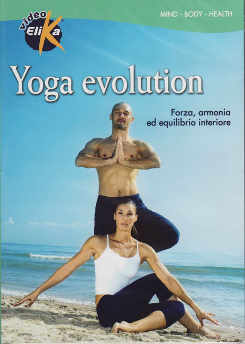 DVD Yoga evolution