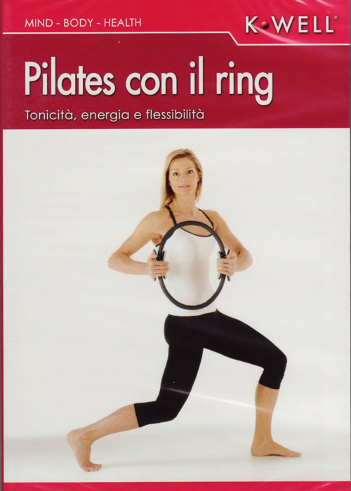 DVD Pilates con il ring