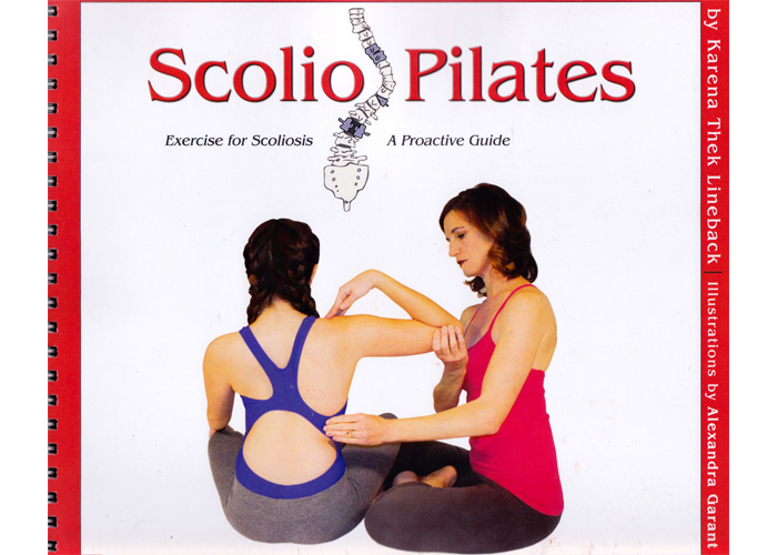 Libro Scolio-Pilates: Exercise for Scoliosis