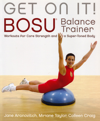 Libro Get on it! BOSU Balance Trainer
