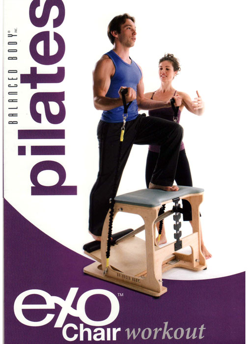 DVD Pilates Exo Chair Workout
