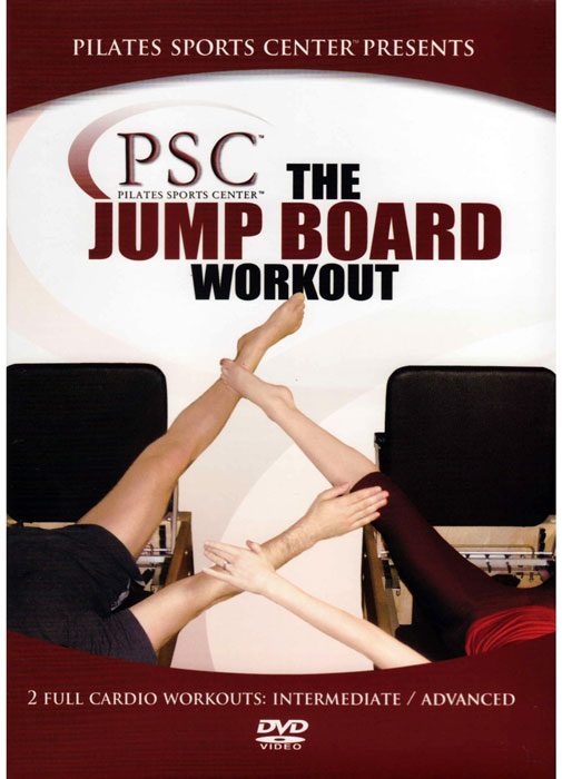 DVD The Jump Board Workout