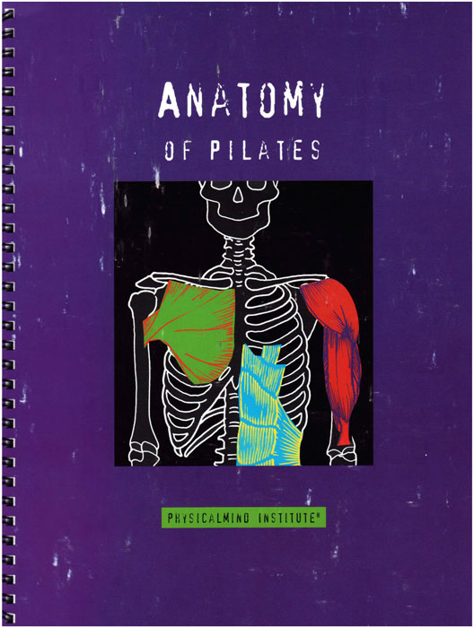 Libro  Anatomy of Pilates