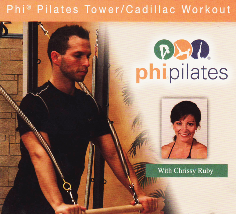 DVD Pilates Tower/Cadillac Workout