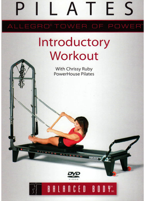 DVD Allegro Tower: Intro Workout