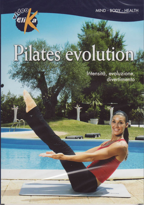 DVD Pilates evolution