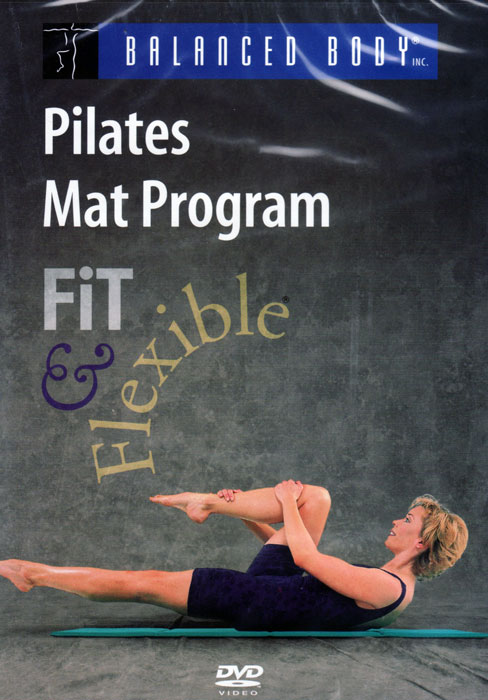 DVD Balanced Body Pilates Mat Program
