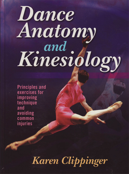 Libro Dance Anatomy & Kinesiology