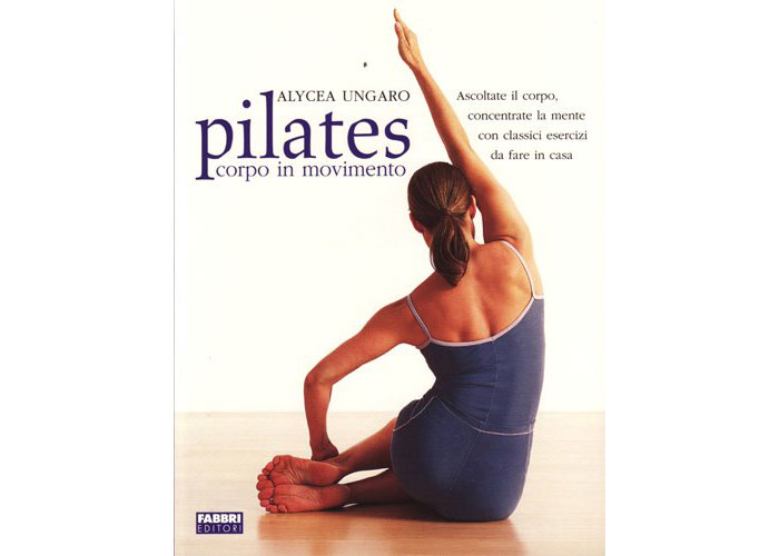 Libro Pilates Corpo in Movimento