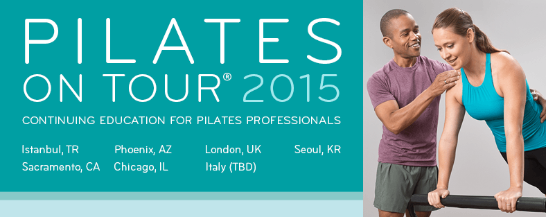 Pilates on Tour 2015 | Venezia, dal 2 al 6 Dicembre 2015