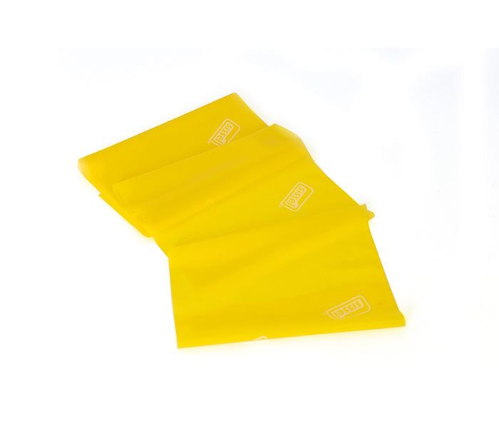 Giallo Adulto 500 x 14.5 cm Banda Elastica Unisex SISSEL 163009
