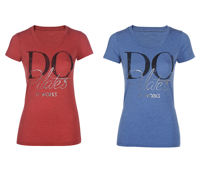 T-Shirt Donna DO PILATES