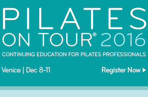 Pilates on Tour 2016 | Venezia, 8 - 11 Dicembre 2016