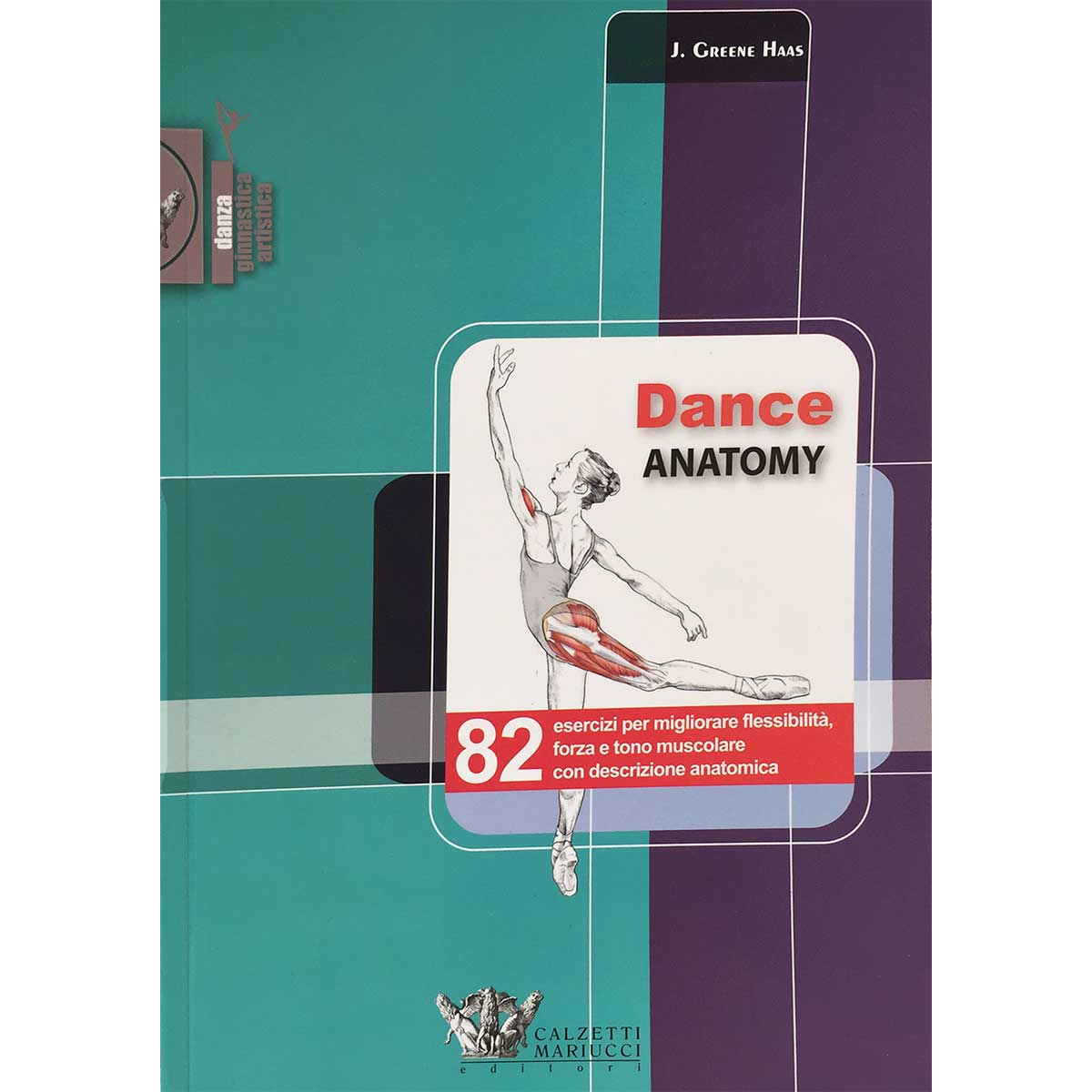 Libro Dance Anatomy