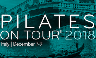 Pilates on Tour 2018 | Venezia, 4 - 9 Dicembre 2018