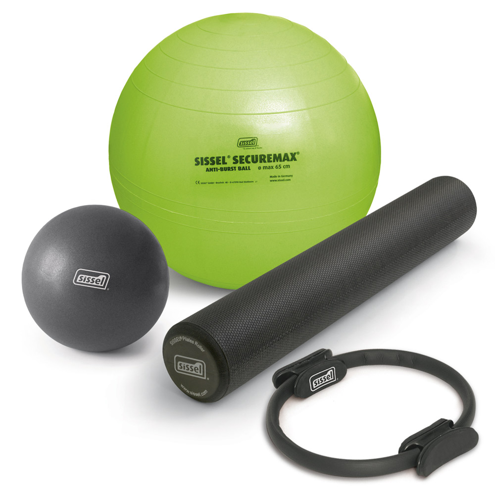 KIT UNALOME CORPO LIBERO: Circle, Soft Ball, Rullo e Securemax Ball