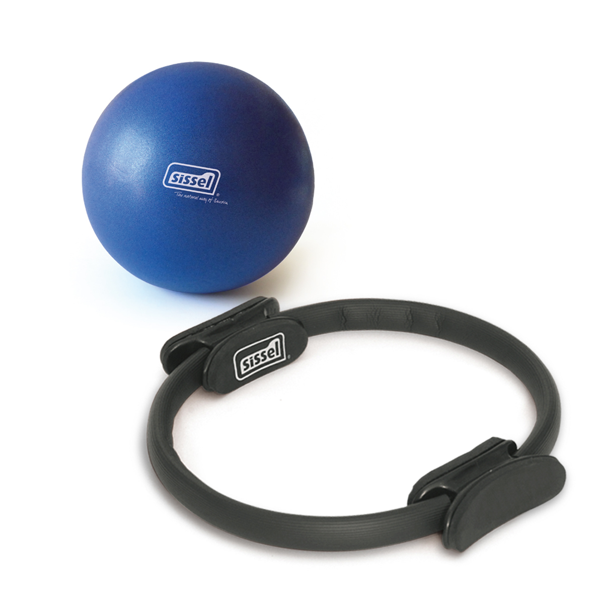 KIT PILATES CASA n°5: Soft Ball e Circle