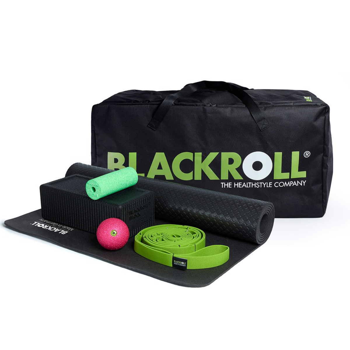 BLACKROLL® Yoga Set con Multi Band